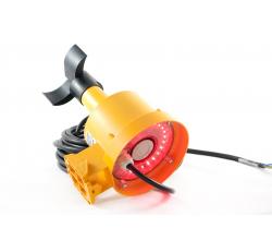 Anemometer rýchlosti vetra SAG-105