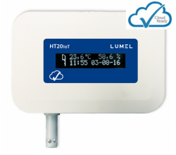 Dataloger teploty a vlhkosti HT20 - pre IoT monitoring