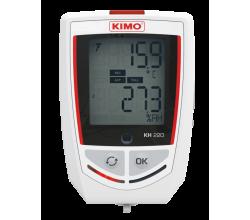 Datalogger - záznamník KIMO KH220