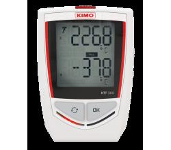 Datalogger - záznamník KIMO KTT320 - vstup pre termočlánky