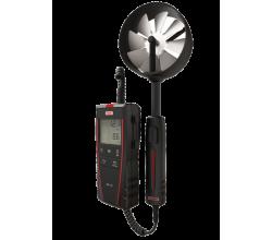 Digitálny anemometer KIMO LV110 - s vrtuľovou sondou 100 mm