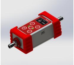 Kalibračný prietokomer CF1