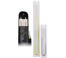 Kvapalinový manometer model GF