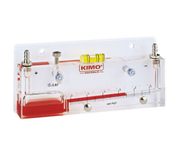 Kvapalinový manometer model HP