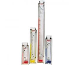 Kvapalinový manometer model TJ