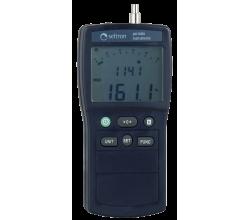 Mikromanometer PRESSOTEST 300 - pre meranie ťahu