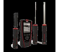 Multifunkčný prístroj na meranie kvality ovzdušia KIMO HQ210