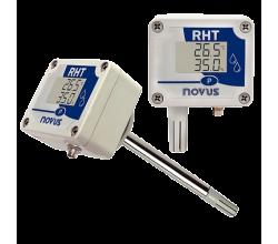 Prevodník teploty a vlhkosti NOVUS RHT-RS485