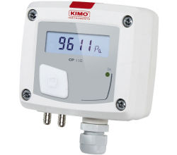 Prevodník tlaku KIMO CP113 (-10 kPa až + 10 kPa)