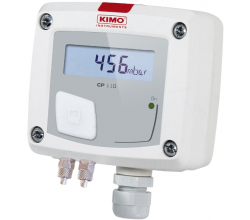 Prevodník tlaku KIMO CP114 (-500 až + 500 mbar)