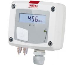 Prevodník tlaku KIMO CP115 (-2000 až + 2000 mbar)