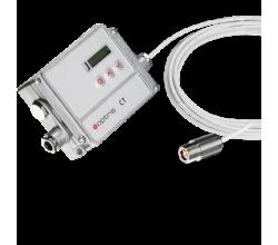 Pyrometer Optris CT G5 - meranie teploty skla