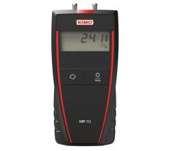 Tlakomer - mikromanometer KIMO MP50-MP51