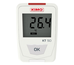 Záznamník teploty (dataloger) KIMO KT50