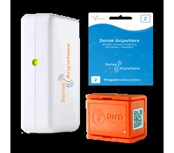 Zvýhodnená sada AiroSensor T + Access Point + 2 kredity
