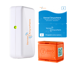 Zvýhodnená sada AiroSensor TRH + Access Point + 2 kredity
